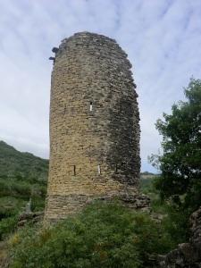Torre defensiva a la izquierda del barranco de San Juan 4
