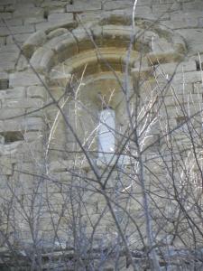 Ventana muro oeste
