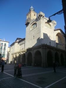 Pamplona. San Nicolás