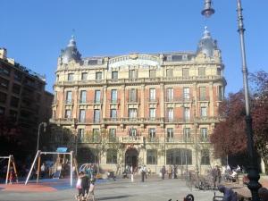 Pamplona. La Agrícola
