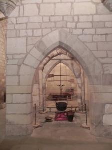 093. Monasterio de Iranzu. Cocina