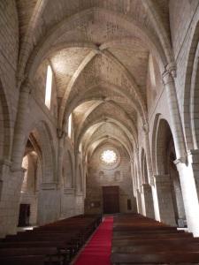 Monasterio de Iranzu. Iglesia