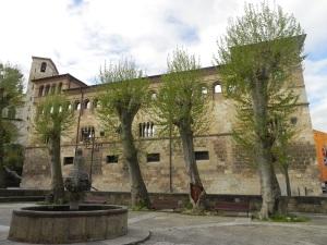 Estella. Palacio de los Reyes de Navarra