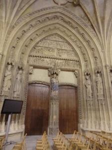 Catedral Vieja. Portal central
