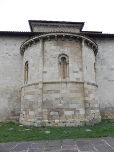 183. Armentia. San Prudencio. Ábside