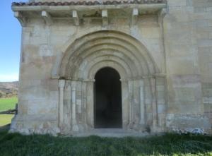 San Vicentejo de Treviño. Portada