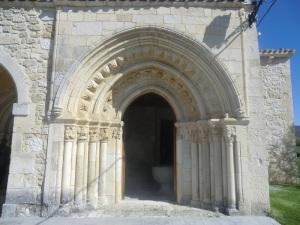 Uzquiano. Portada de Ochate