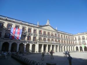 224. Vitoria. Plaza de España