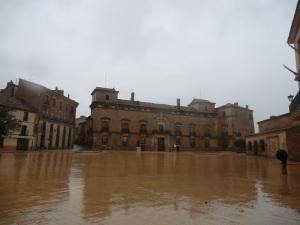 Almazán. Plaza Mayor