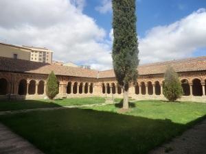 San Pedro. Claustro