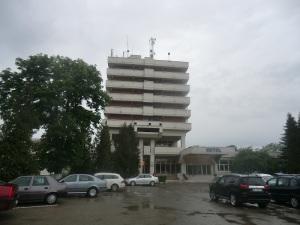 Cluj. Hotel Belvedere