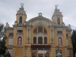 Cluj. Teatro Nacional