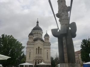 Cluj. Catedral ortodoxa