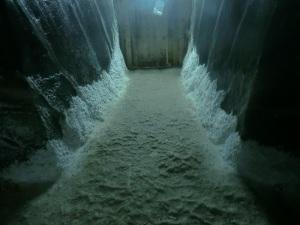 Turda. Minas de sal