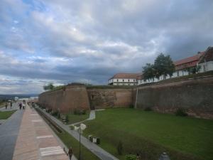 Alba Iulia. Murallas de la ciudadela
