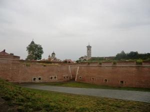 Alba Iulia. La ciudadela