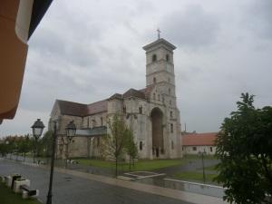 Alba Iulia. San Esteban