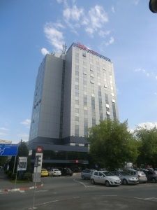 Sibiu. Hotel