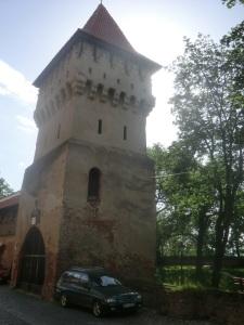 242. Sibiu. Calle Cetatii