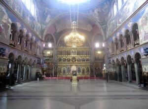 Sibiu. Catedral ortodoxa