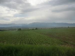 De Sibiu a Fagaras