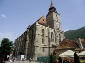 Brasov.  Iglesia Negra