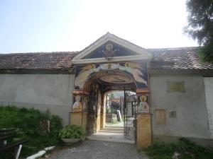 Brasov. San Nicolás. Cementerio