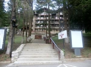 Poiana Brasov. Hotel