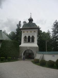 Sinaia. Monasterio. Torre de la campana