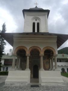 Sinaia. Iglesia Pequeña