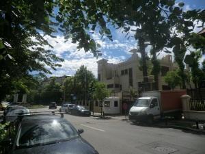 Bucarest. Embajada siria