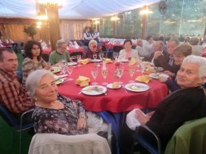 440. Bucarest. Cena folklórica