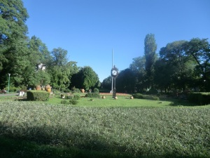 Bucarest. Parque Cismigiu