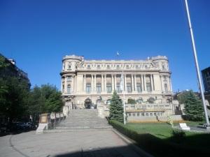 Bucarest. Círculo Militar