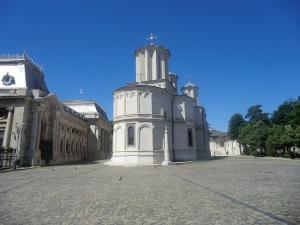 Bucarest. Catedral ortodoxa del Patriarcado