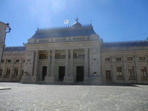 Bucarest. Palacio del Patriarcado