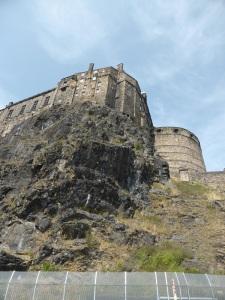 Edimburgo. Castillo