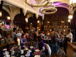 124. Edimburgo Restaurante Ghillie-Dhu
