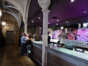 125. Edimburgo Restaurante Ghillie-Dhu