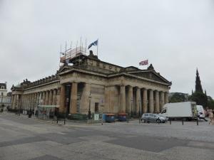 Edimburgo. Galería Nacional