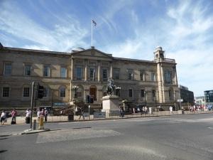 Edimburgo. Archivo Nacional