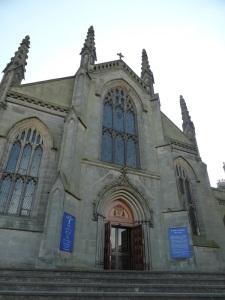 Edimburgo. Catedral de Santa María