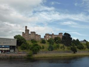 Inverness. Castillo