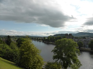 Inverness. Desde el castillo