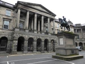 Edimburgo. Royal Mile. Antiguo Parlamento