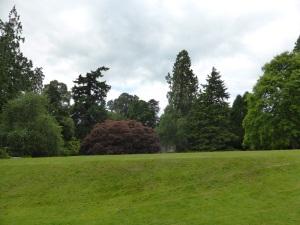 Castillo de Cawdor. Jardines