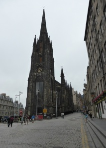 35. Edimburgo. Royal Mile