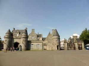 Edimburgo Palacio de Holiroodhouse