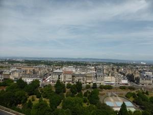 80. Edimburgo. Castillo