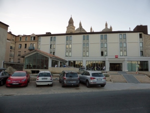 Perigueux. Hotel